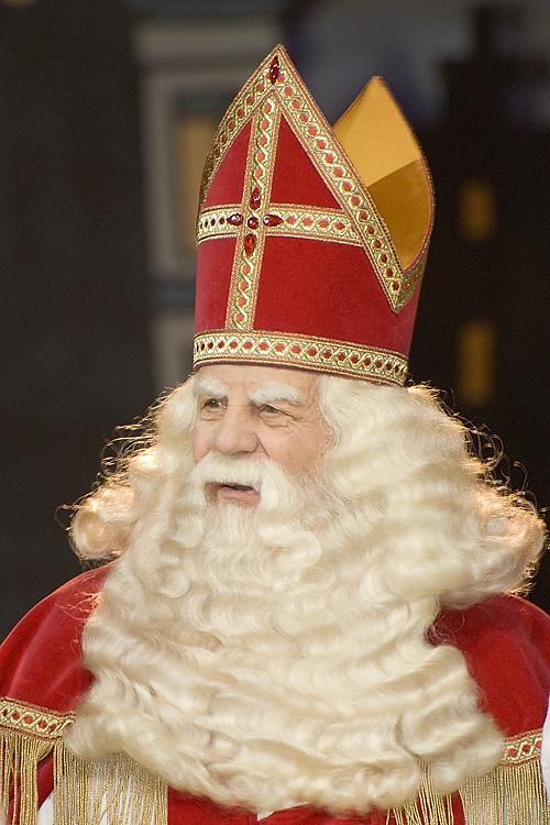 Raggar in the house! Sinterklaas